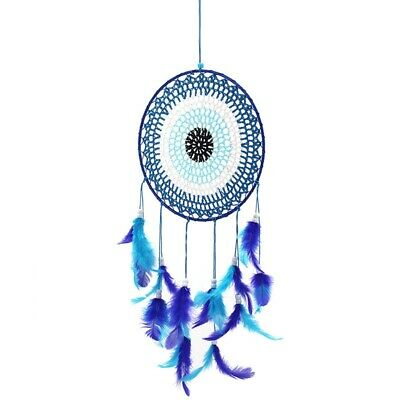 Dream Catchers For Kids, Colorful Feather Dream Catcher Decorations For Bed Q9V5
