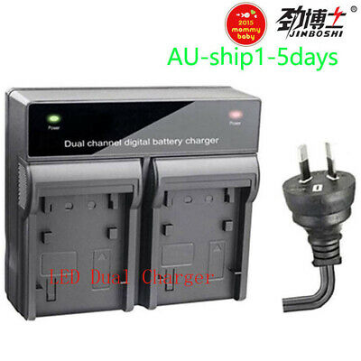 NP-FZ100 Battery LED Dual Charger BC-QZ1 for SONY Alpha 9 α9 α9R A9 ILCE-9 A7R3