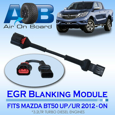 EGR 006 BLANKING MODULE FOR Mazda BT50 UP/UR 3.2L TD Diesel 2012 - ON