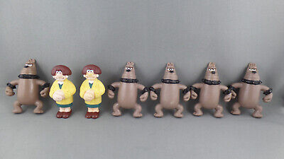 7  Wallace & Gromit Figures #4