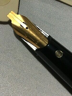 New Old Stock Osmiroid B-5 Easy Change Specialist Nib 22K Gold Plated Free Ship