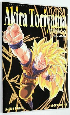 AKIRA TORIYAMA WORLD NUMERO UNICO SPECIALE Rock'n'Comics 1996 Limited Edition
