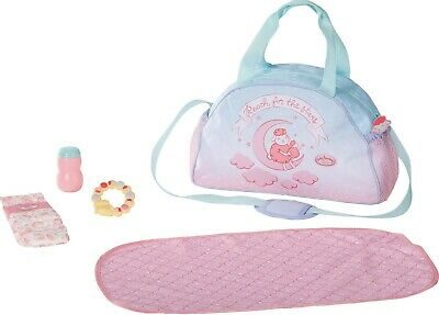 Baby Annabell accessories Changing Bag & Mat 5 Piece dolls Zapf Creation Dolls
