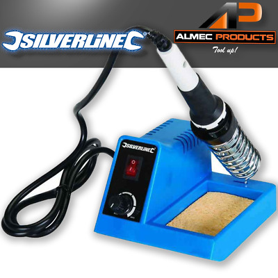 58W 480°C Variable Temperature control Soldering Station Iron Electronic + Stand