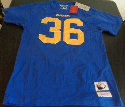 0dca0029 LOS ANGELES RAMS Mitchell & Ness NFL