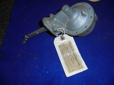 1956 CHRYSLER BRAND NEW FUEL SENDING UNIT MOPAR BELVEDERE SAVOY FURY CHRYCO 56
