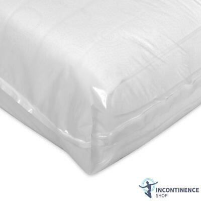 Waterproof Eva-Dry Encased Mattress Protector - Kingsize