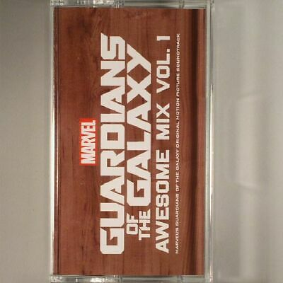 VARIOUS - Guardians Of The Galaxy: Awesome Mix Vol 1 (Soundtrack) - Cassette