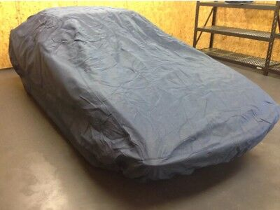 Morris Minor 1948-1971 Heavy Duty Fully Waterproof Car Cover Cotton Lined