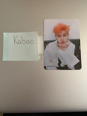 MONSTA X UNIT Shoot Out Are You There Official Broadcast Photocard