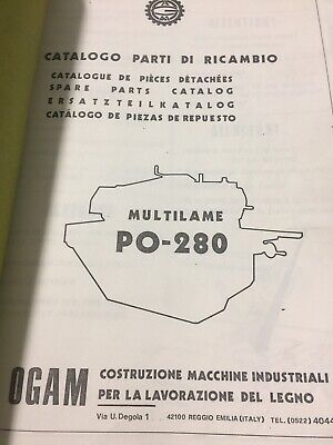 NEW    Ogam P0-280  PO-280 CHAIN, Guide, Cross Link