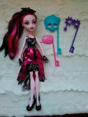Monster High doll Draculaura in  dance party