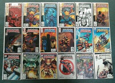Friendly Neighborhood Spider-Man #1-24 + Annual & Variants! COMPLETE SET! SIGNED