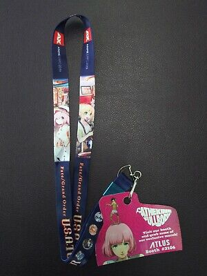 ANIME EXPO AX 2019 EXCLUSIVE Fate Grand Order 2019 Lanyard - $7 50