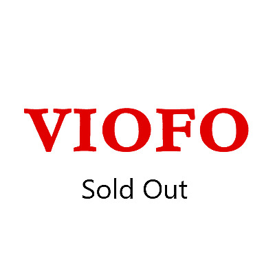 Viofo A129 DUO Dual Lens Dash Camera 1080P + GPS + WIFI 5Ghz + HW KIT & 32GB mSD