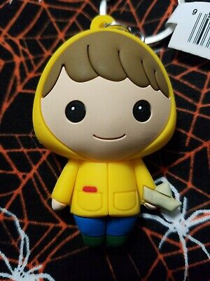 Georgie with boat it movie - Horror Properties Series 3 Figural 3D Keychain