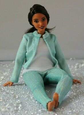 №053 Clothes for Curvy Barbie Doll. Costume and Shirt for Dolls.