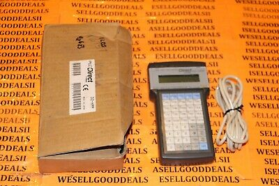 PLC Direct D2-HPP Handheld Programmer New