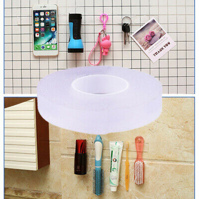Removable Magic Nano Tape Double Sided Traceless Adhesive Clear Tape Multi-use
