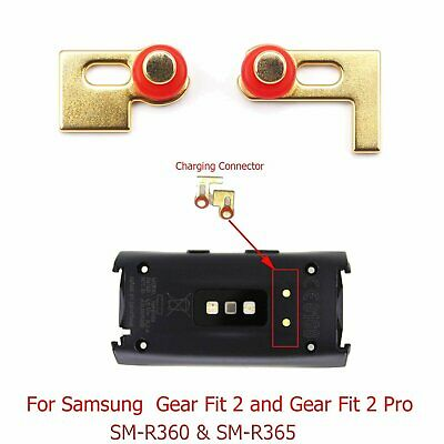 Charging Charger Connector for Samsung Gear Fit 2 SM-R360 Gear Fit 2 Pro SM-R365