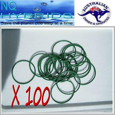 Hho  Hydrogen Generator O Ring Bulk   Make Your Own Dry Cells X 100