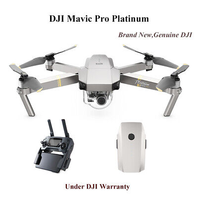 Pre-Order New DJI Mavic Pro Platinum,4K Video resolution 3-axis Gimbal Drone