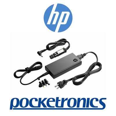 HP H6Y84AA 90W Slim Combo w/USB AC Adapter + Auto/truck Cigarette Lighter Cable