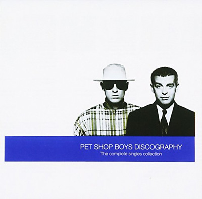 Pet Shop Boys-Discography - Complete Singles Collection (US IMPORT) CD NEW