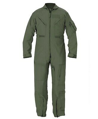 MILITARY SURPLUS Coveralls- Flyers'- Nomex - Unissued
