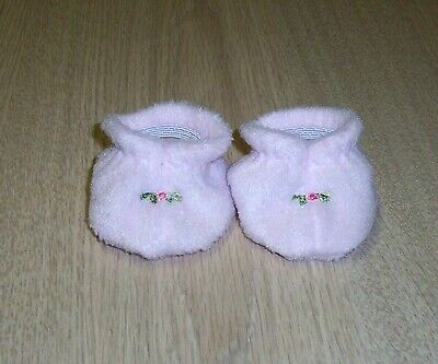 """16"""" CABBAGE PATCH KIDS BOOTIES / DOLLS slippers 41cm clothes"""