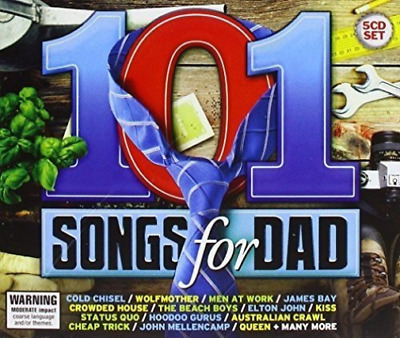101 Songs For Dad / Various...-101 Songs For Dad / Various (A (Us Import) Cd New