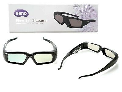 BenQ Active 3D Glass 144Hz DLP Link For W1070 W700 MS524 Acer Optoma Projector