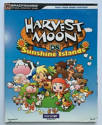 Harvest Moon: Sunshine Islands - Official Strategy Guide - Bradygames