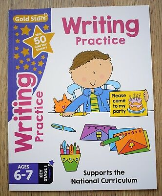 Year 2 Joined-up Writing Handwriting Letters Home Learning Activity Book 6 7 NEW