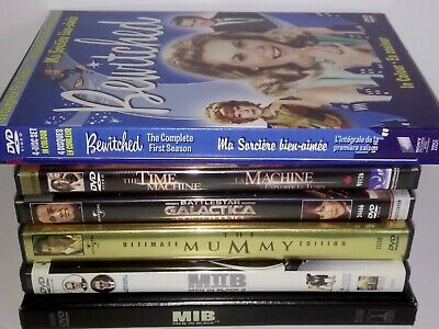 DVD Collection 6 DVD's 1964-2004 Sci-Fi Horror Comedy Movie & TV Excellent Cond.