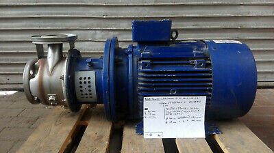 Ksb Blockpumpe/Etachrom B50-160/1102 C2 / Very Good Condition