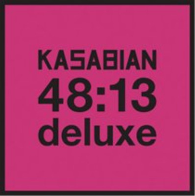 Kasabian-48:13 (US IMPORT) CD with DVD NEW