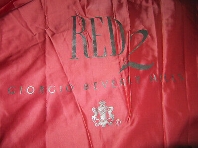 red 2 giorgia gio beverly hills salon chair cover