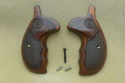 S&W GRIPS J, Round Butt, Maple, Tactical Banana, TUNG OIL, Kim