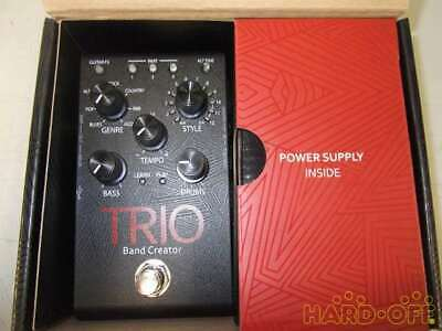 Digitech 12009765865 Trio Effector Accessories