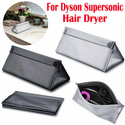 PU Leather Travel Case Storage Carrying Gift Bag For Dyson Supersonic Hair Dryer