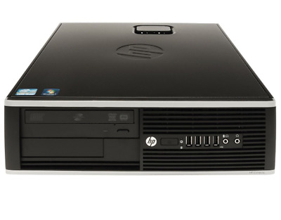 HP Compaq Elite 8300 Desktop PC | i5 3.40ghz | 8gb RAM | 256gb SSD + 256gb HDD