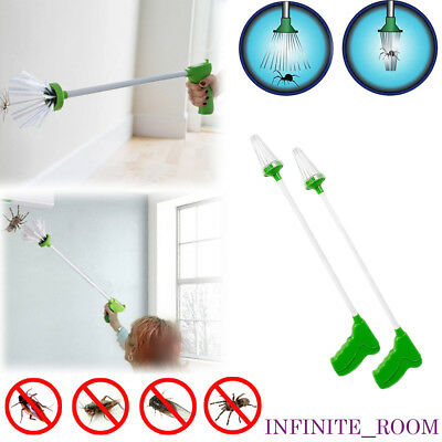 Spider Pest Catcher Critter Catcher Creative Insect Bug Humane Friendly Trap UK