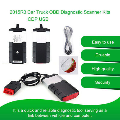 2015 TCS CDP Pro Plus Auto OBD2 Car Truck Scanner Diagnostic Tool for 1F