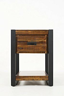 Loftworks Chairside Table w/Drawer