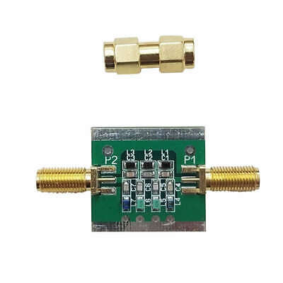 Broadcast Fm Band Stop Reject Filter (88 - 108 Mhz Fm Trap) For Receivers,S Y5Q7