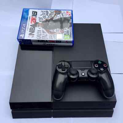 Sony PlayStation 4 500GB Console extra games FIFA19, NBA19, FARCRY5