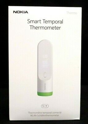 New, Sealed NOKIA Withings Smart Temporal Digital WIFI Bluetooth Thermometer