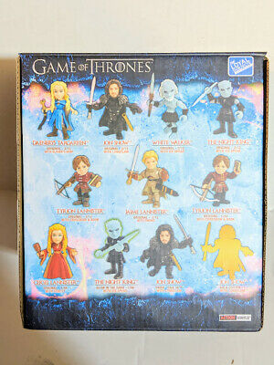 The Loyal Subjects Game Of Thrones Vinyl Figures ENTIRE BOX of 12