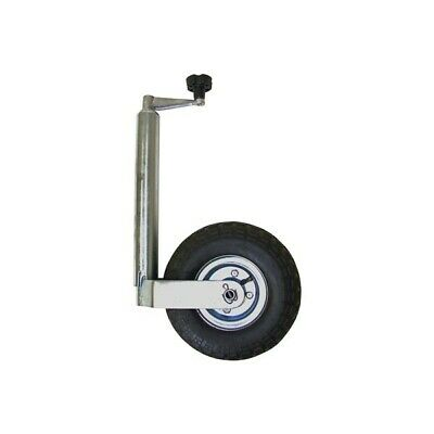 MAYPOLE Jockey Wheel - Pneumatic - No Clamp - 48mm 4375